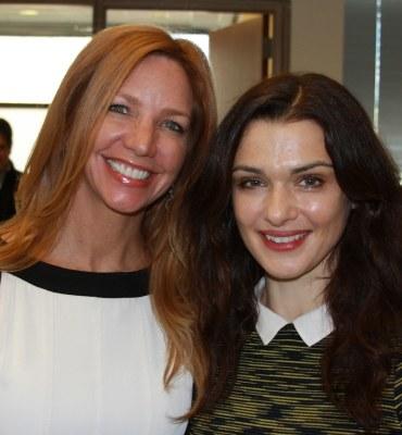 Rachel Weisz, Victoria Schweizer