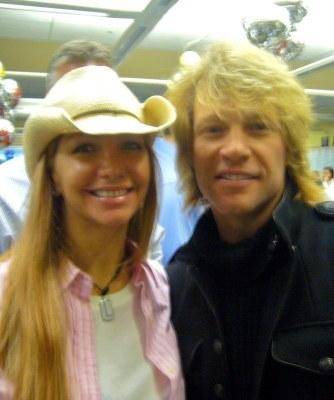 Jon Bon Jovi, Victoria Schweizer