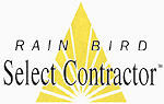 Logo for Rain Bird Select Contractor