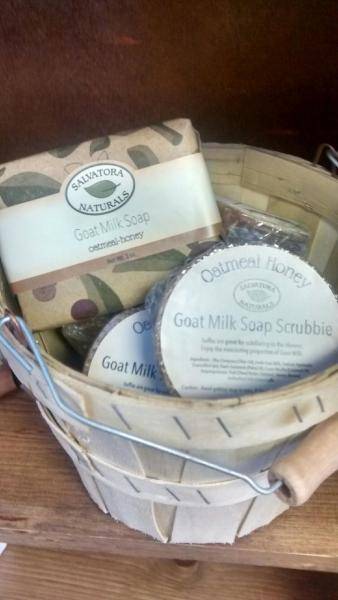 Goat Milk Soap * Oatmeal Honey