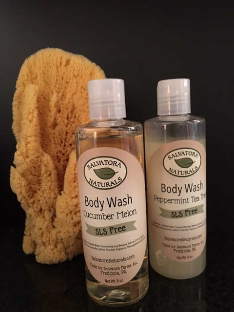 Sulphate Free Body Washes