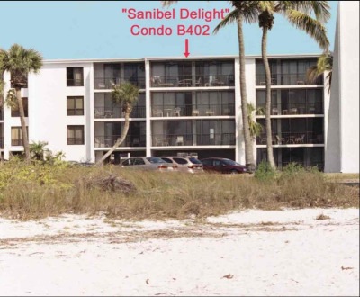 See How Close Our Condo is to the Beach!