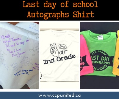 12 DAYS AND WAYS TO CELEBRATE YOUR SUCCESSFUL SCHOOL YEAR, POSTED DAILY...