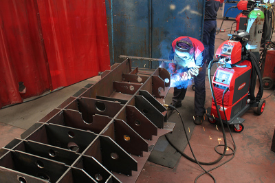 Fronius welding machines