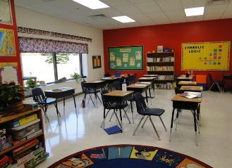 Fifth Grade Classroom