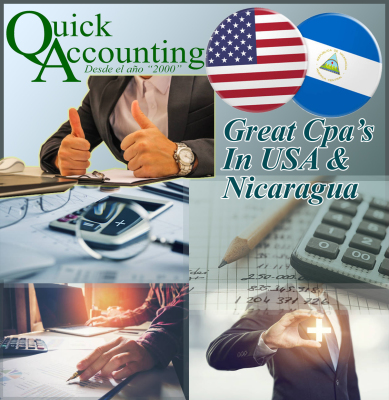 A trustworthy team of accountants and CPA's in Nicaragua