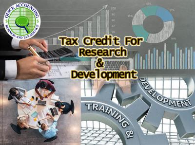 Averigüe si califica para el crédito fiscal de investigación a los impuestos sobre la nomina