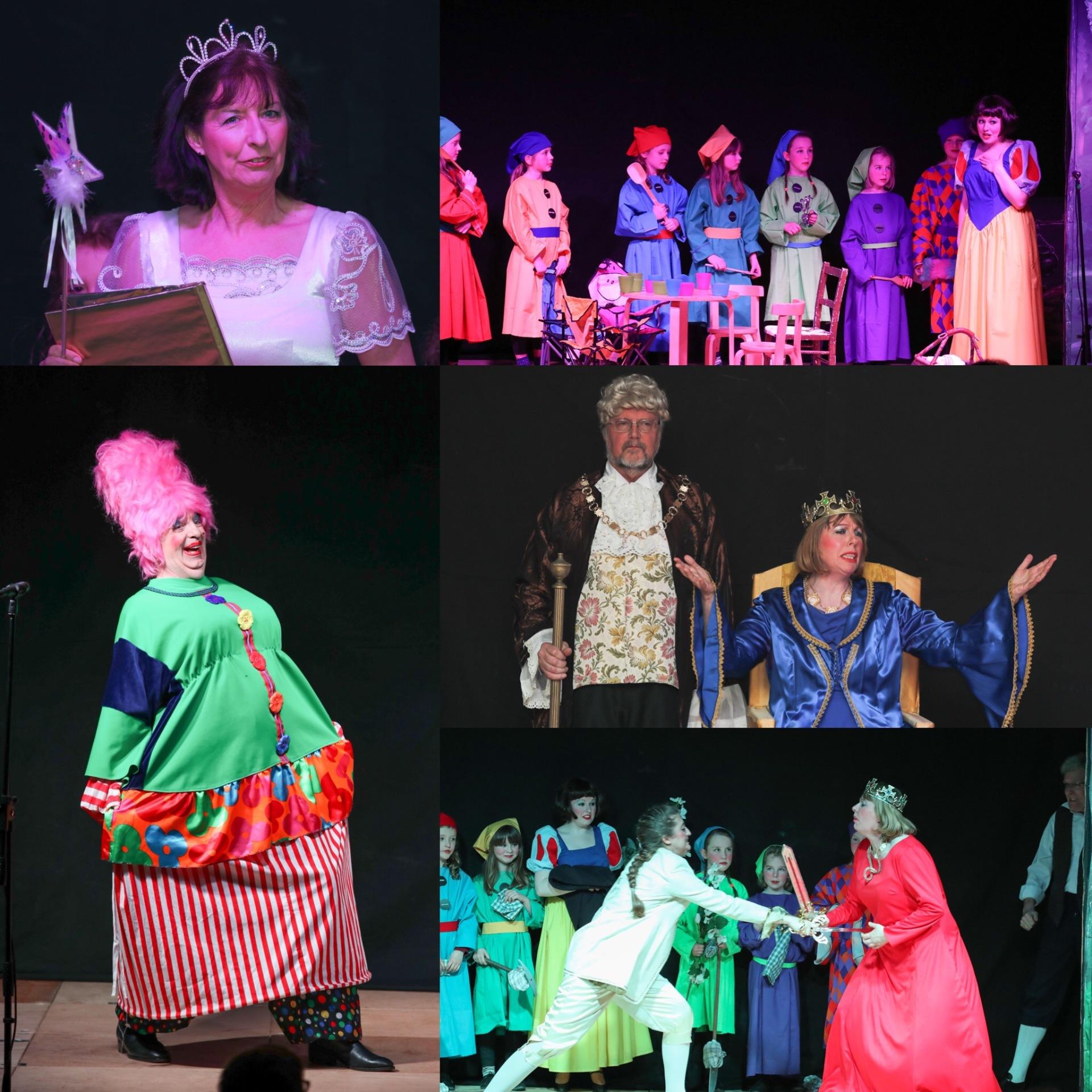Snow White Show Reel