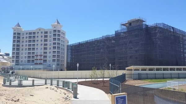 CEDAR POINT BREAKERS HOTEL ADDITION