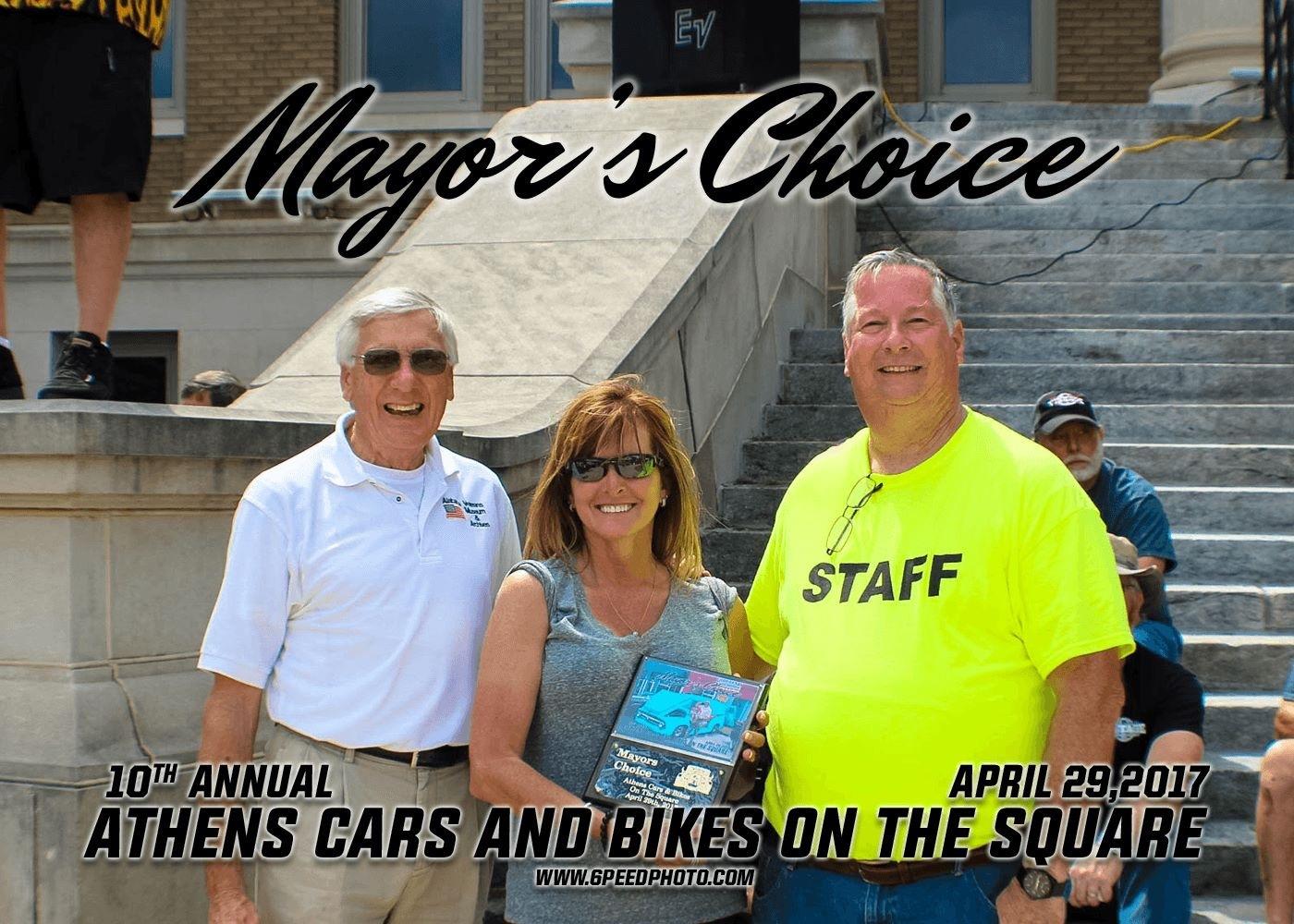 Mayor's Choice