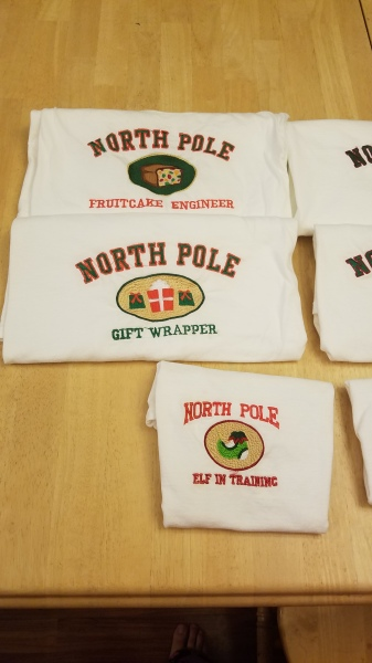 Family Holiday Shirts