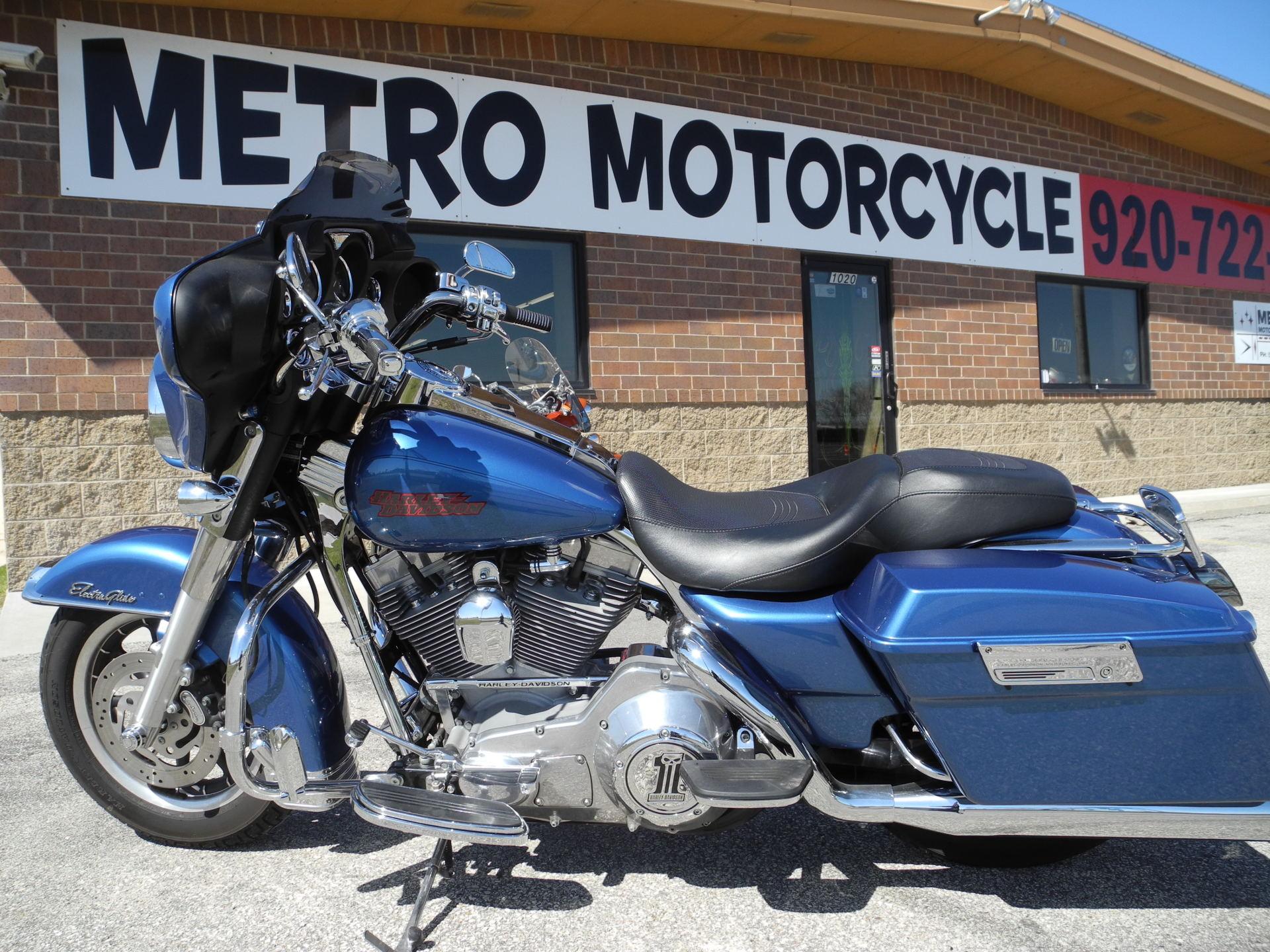 2005 Harley Davidson FLHTI