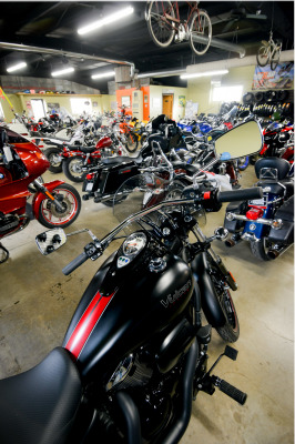 Pre-Owned Motorcycles In Stock