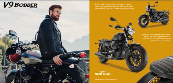2017 Moto Guzzi V9 Bobber
