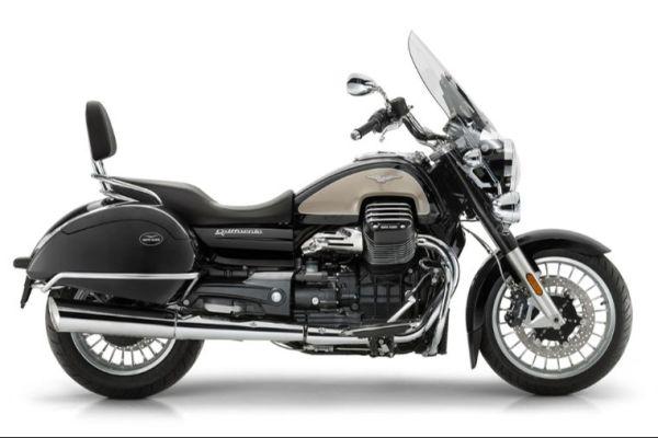 2017 Moto Guzzi California 1400 Touring