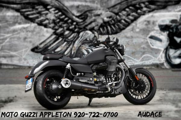 2016 Moto Guzzi Audace 1400