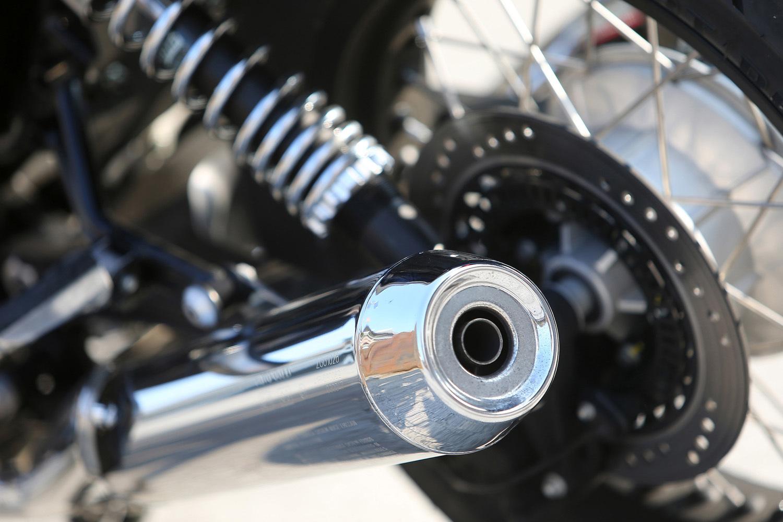2016 Moto Guzzi V7 II Special