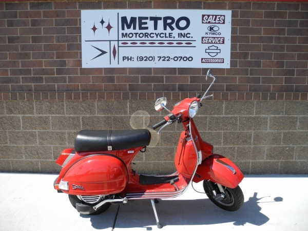 2008 Genuine Stella 150 Scooter