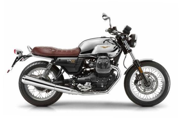 2017 Moto Guzzi V7 III Anniversario