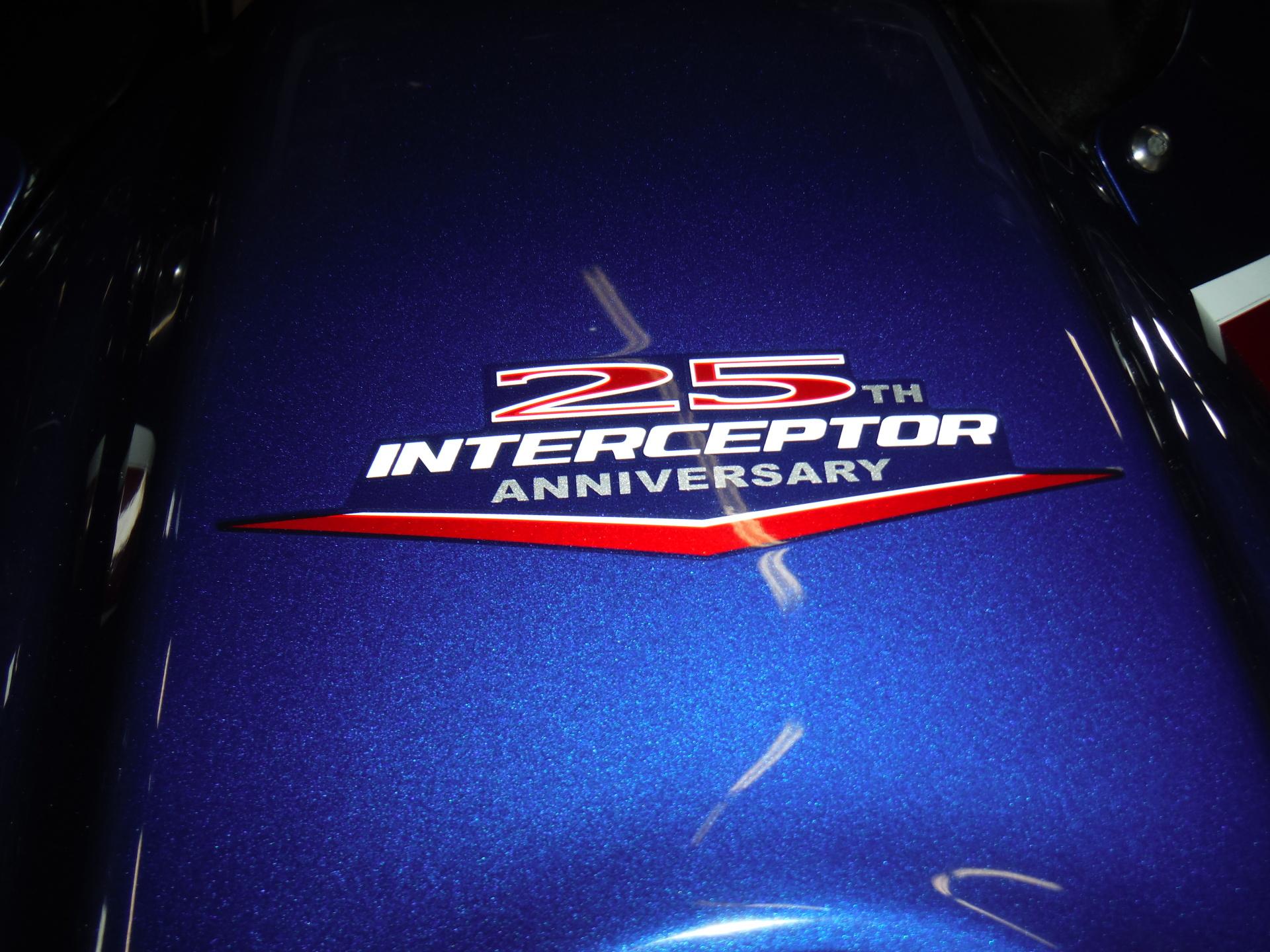 2007 Honda VFR800S7 Interceptor Anniversary