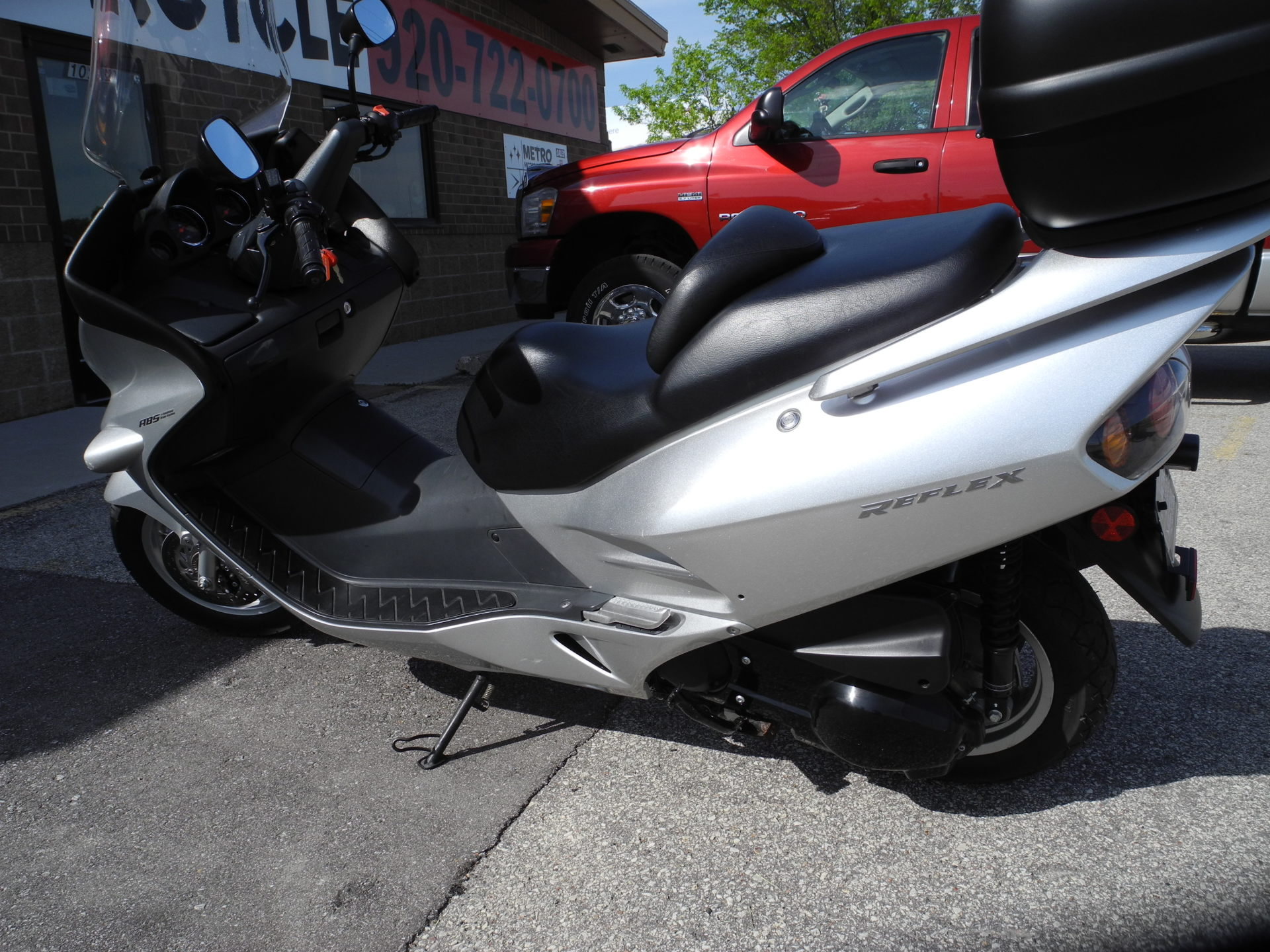 2001 Honda Reflex