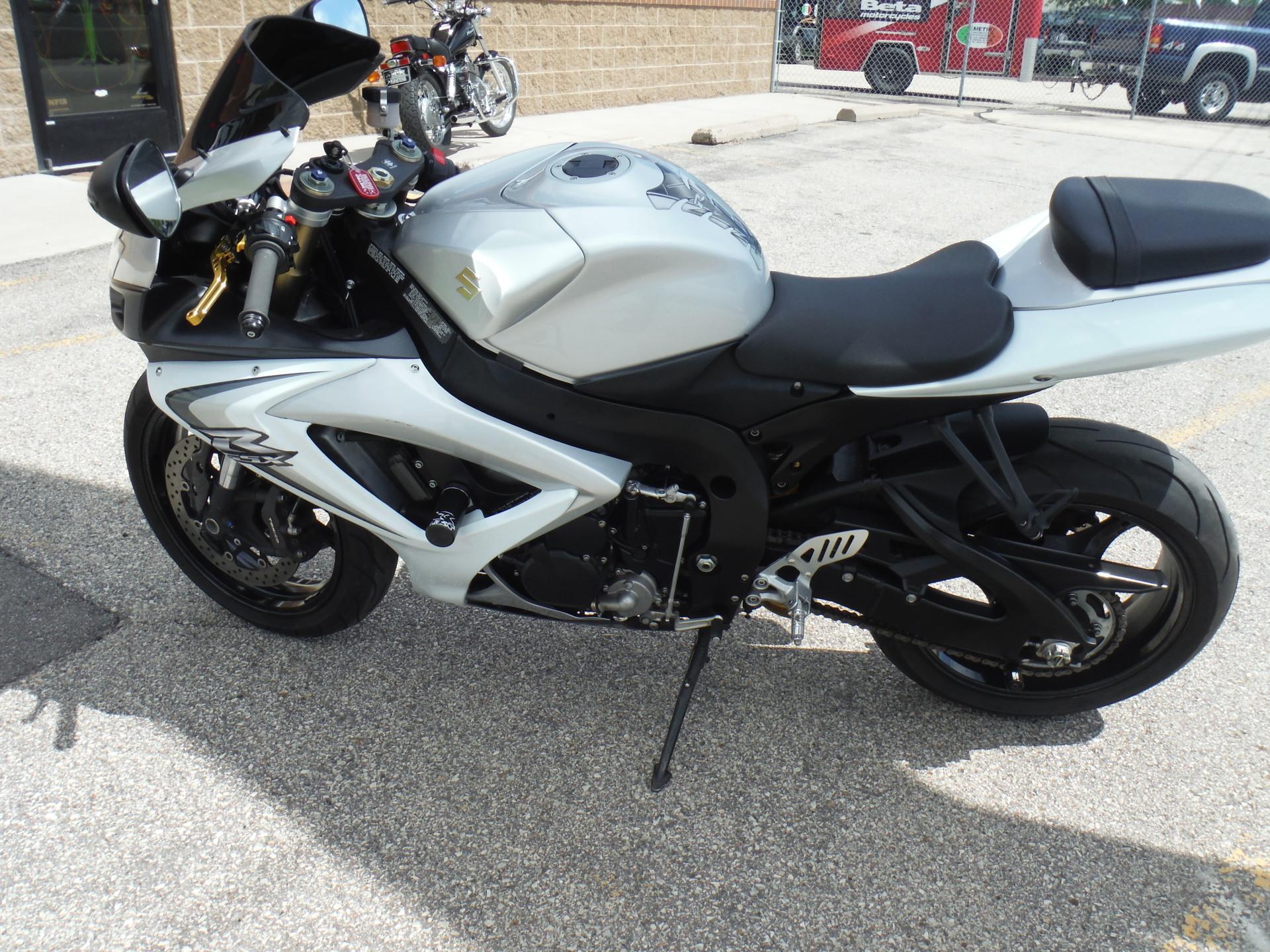 2006 Suzuki GSXR600