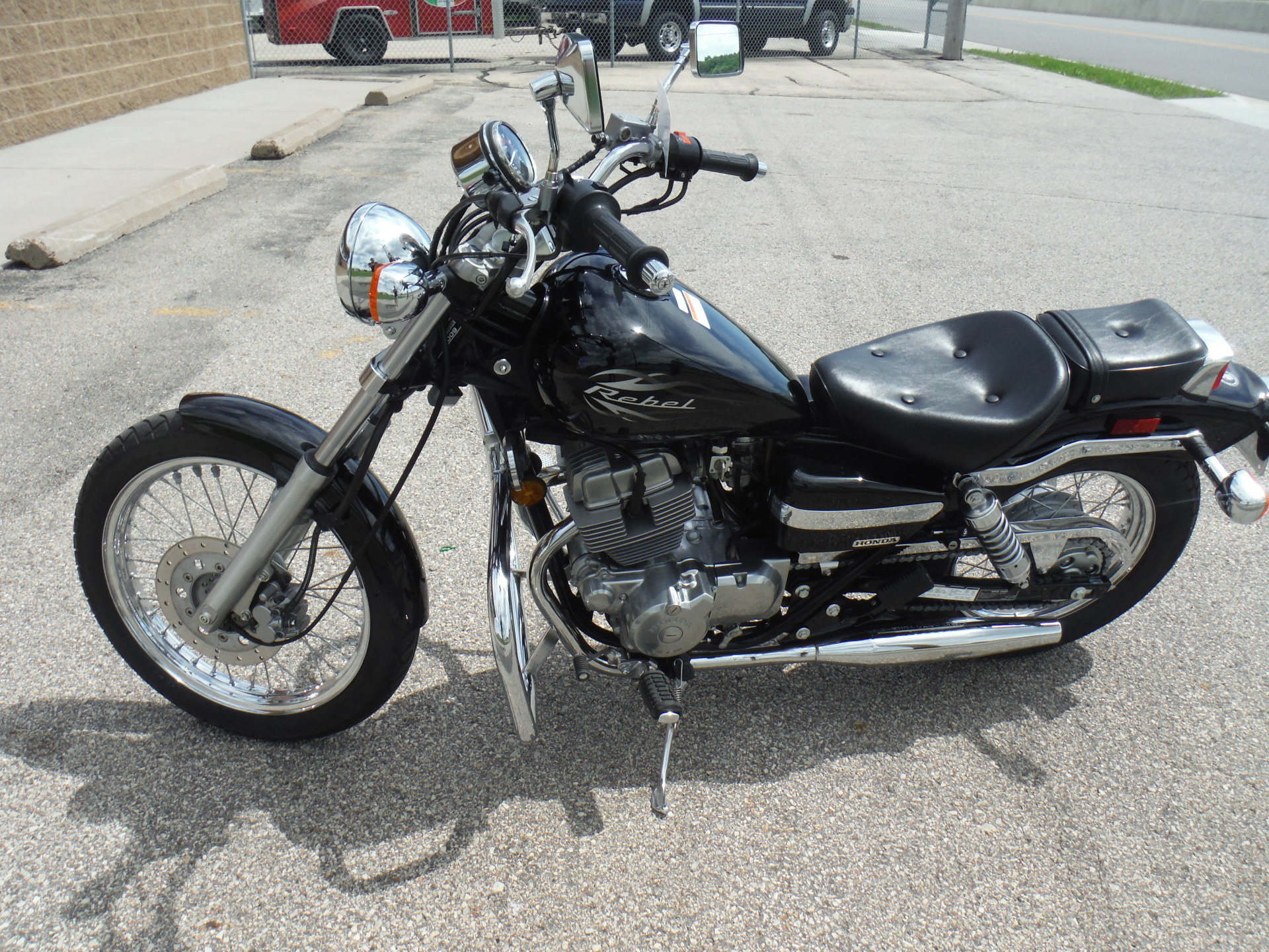 2009 Honda Rebel 250