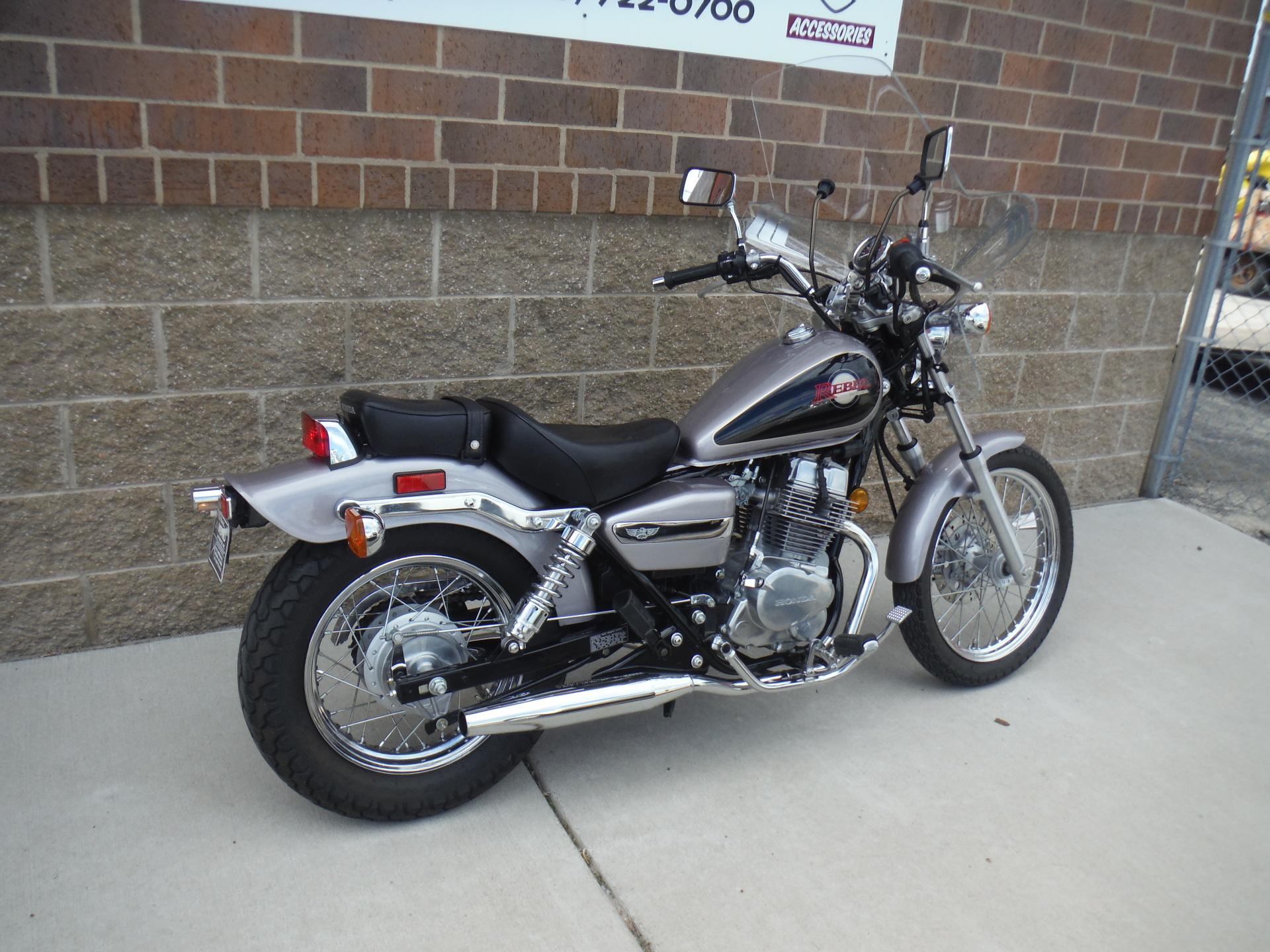 2000 Honda Rebel 250