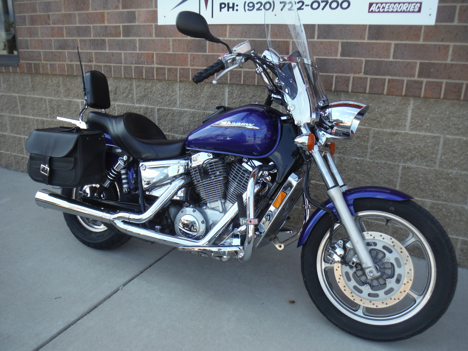 2001 Honda VT1100 Shadow