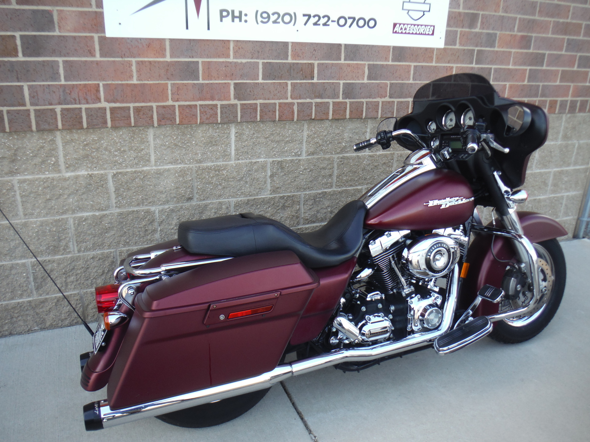 2008 Harley Davidson FLHX