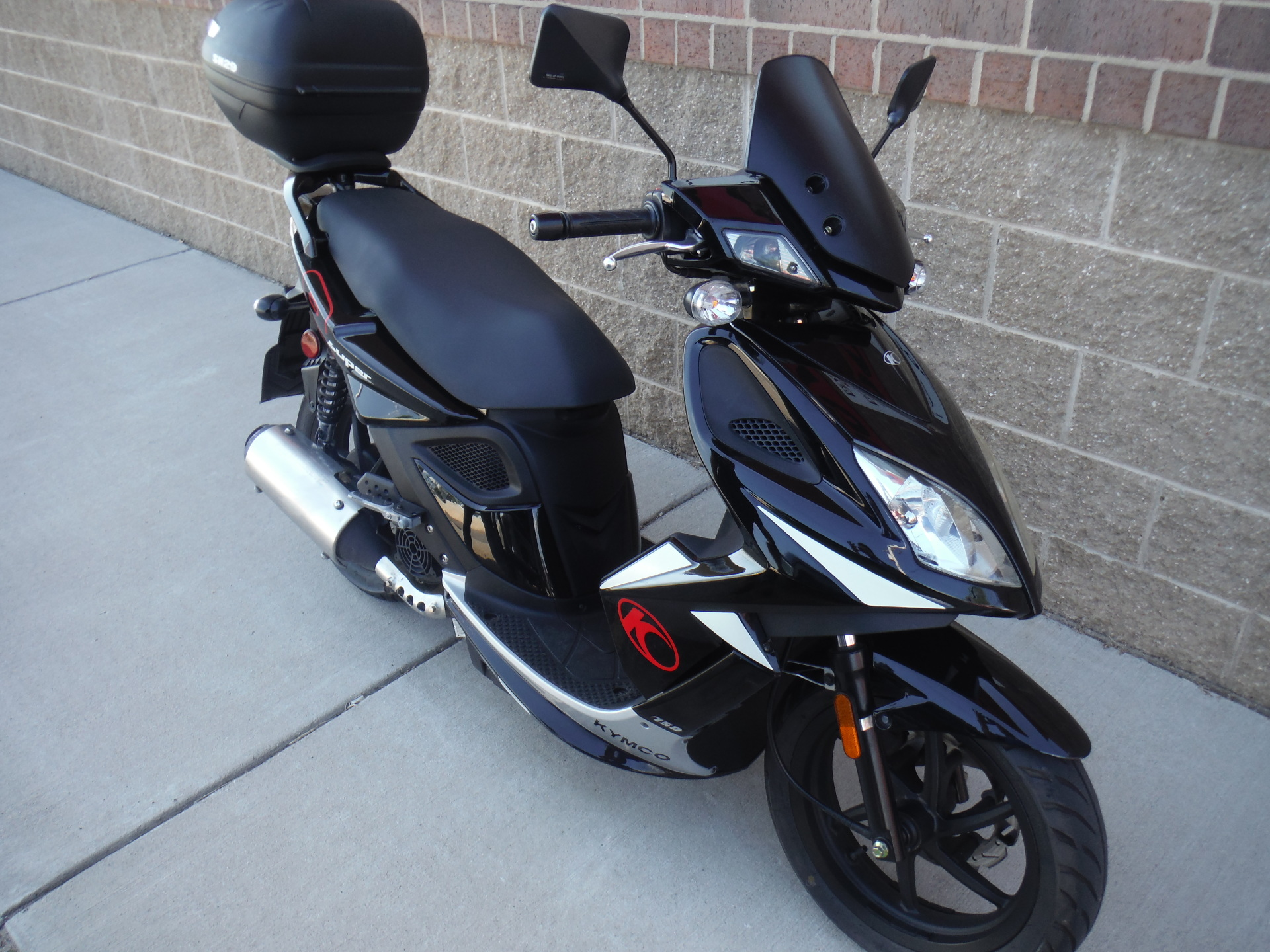 2013 Kymco Super 8 150 Scooter