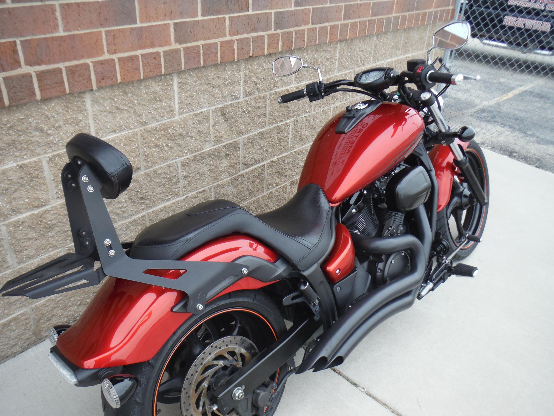 2012 Yamaha Stryker 1300