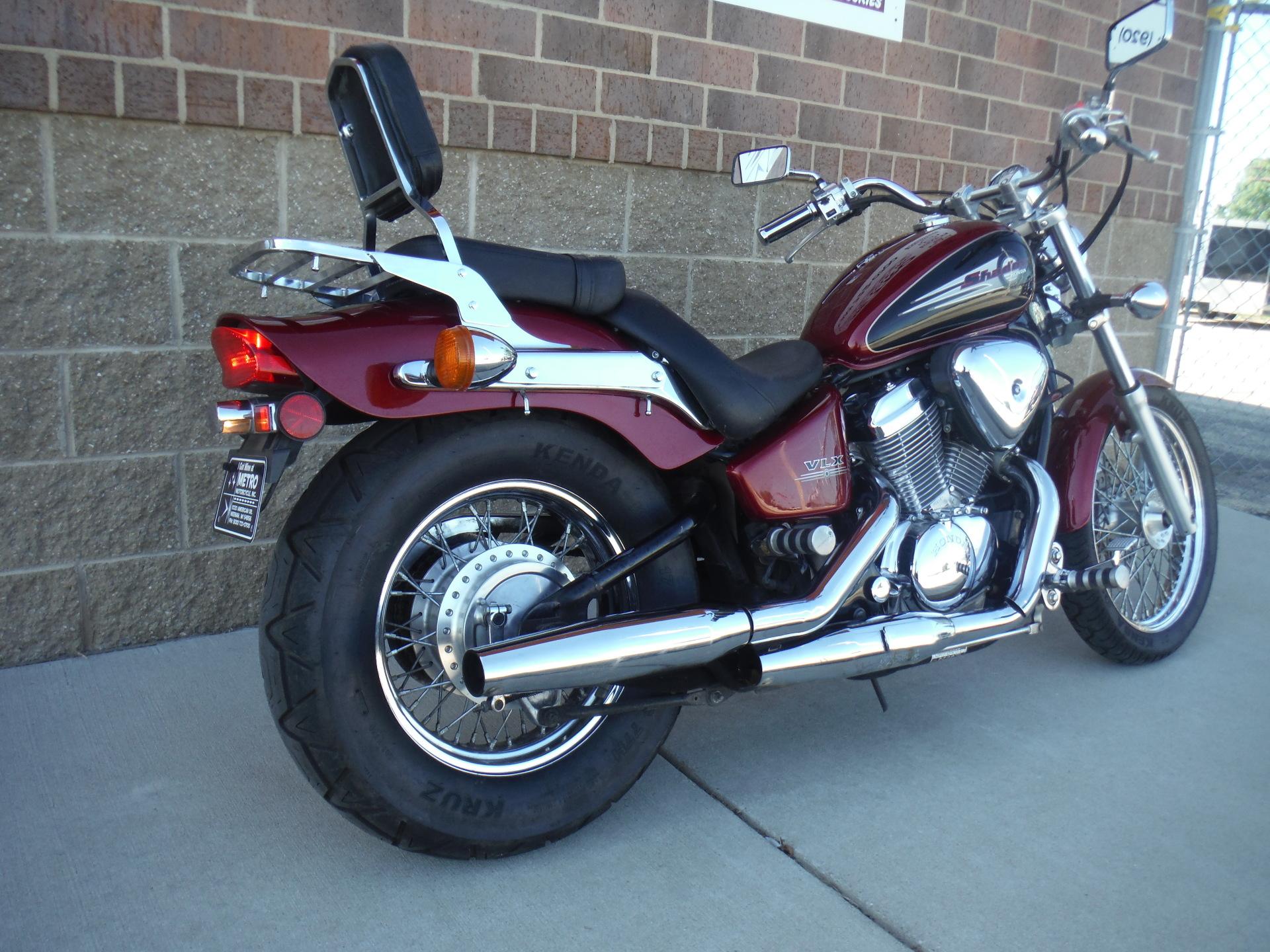 2000 Honda VT600 Shadow