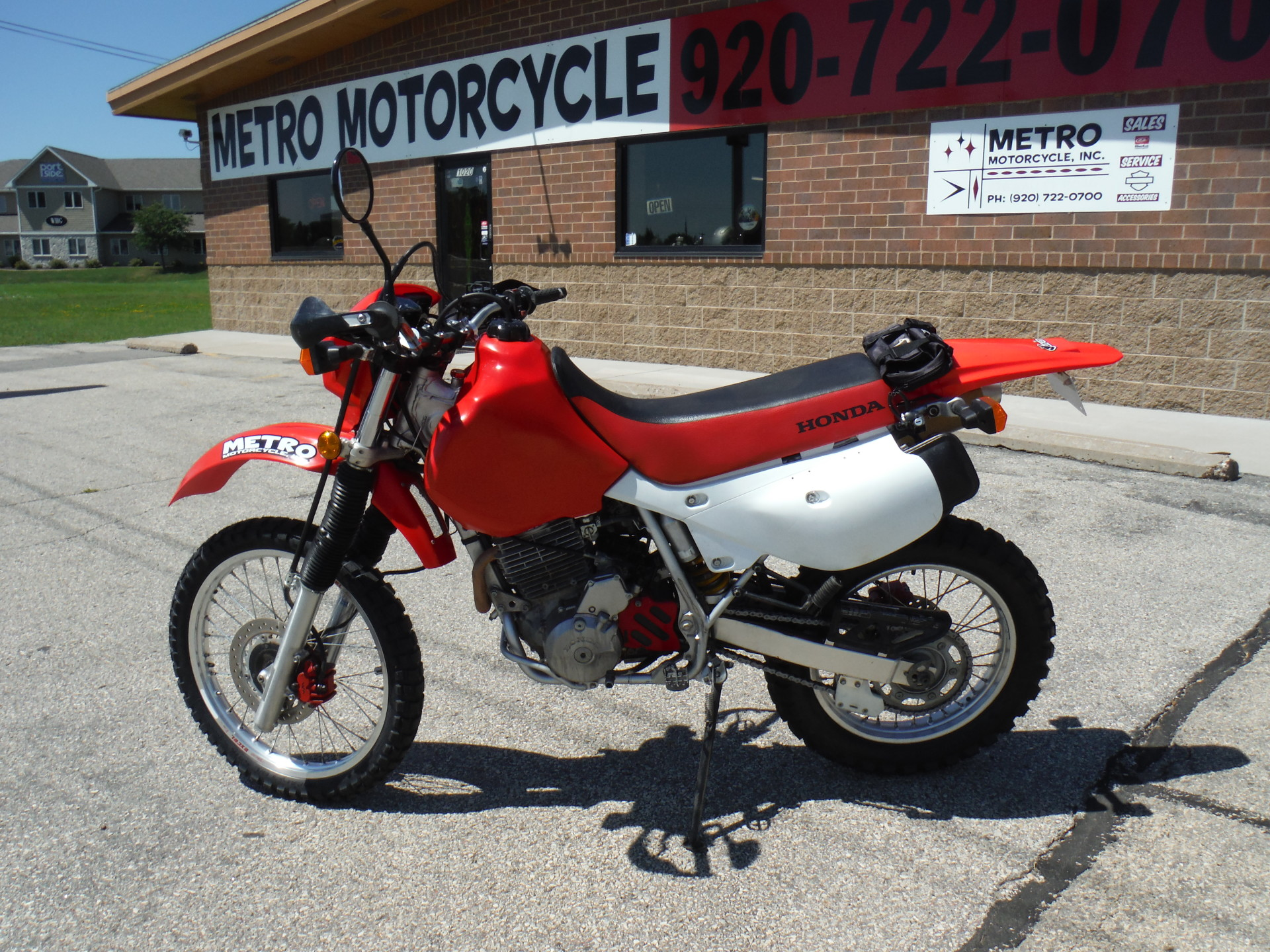 2004 Honda XR650L Enduro