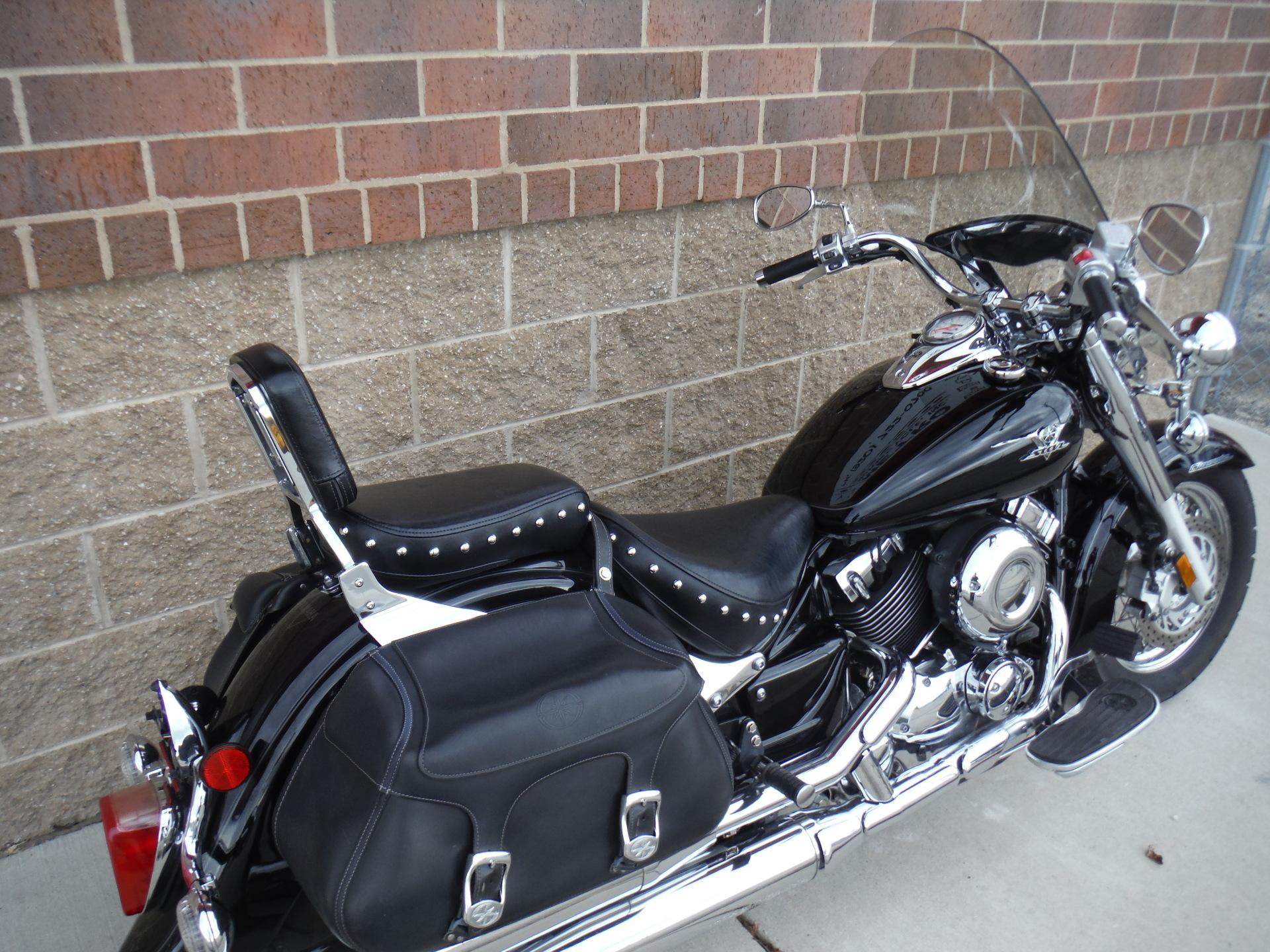 2009 Yamaha V Star 650 Silverado