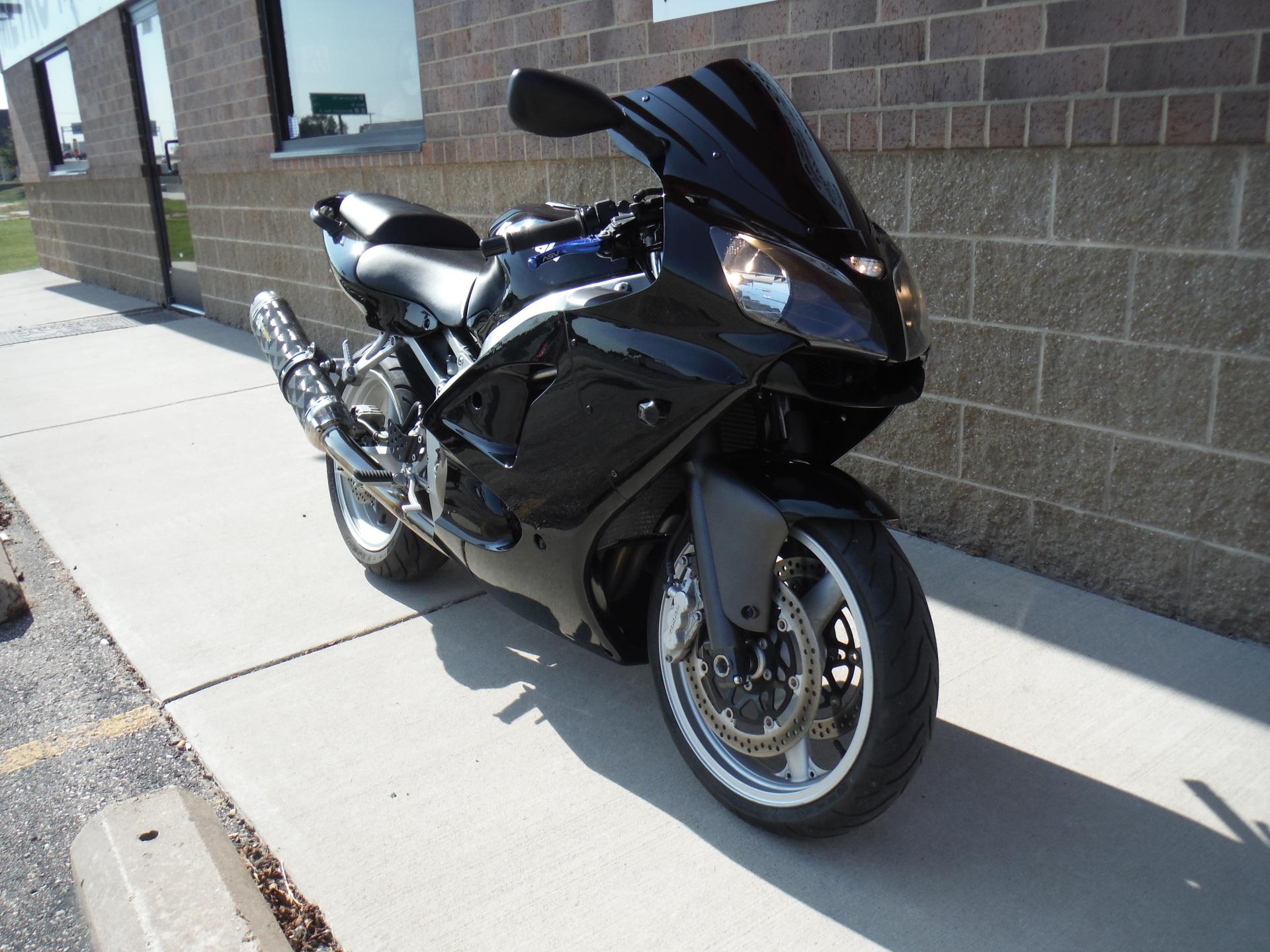 2008 Kawasaki ZZR600