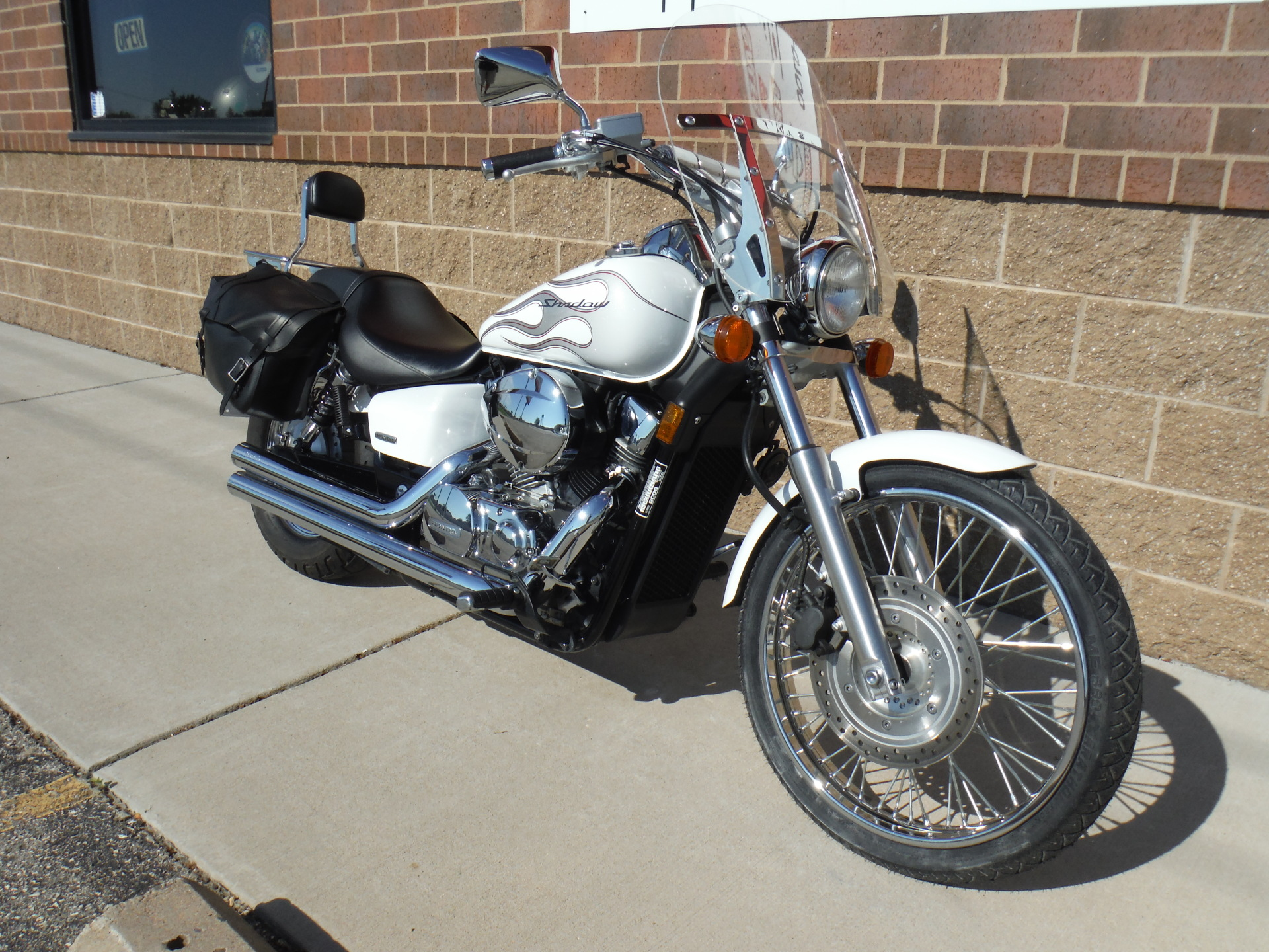 2009 Honda 750 Shadow Spirit