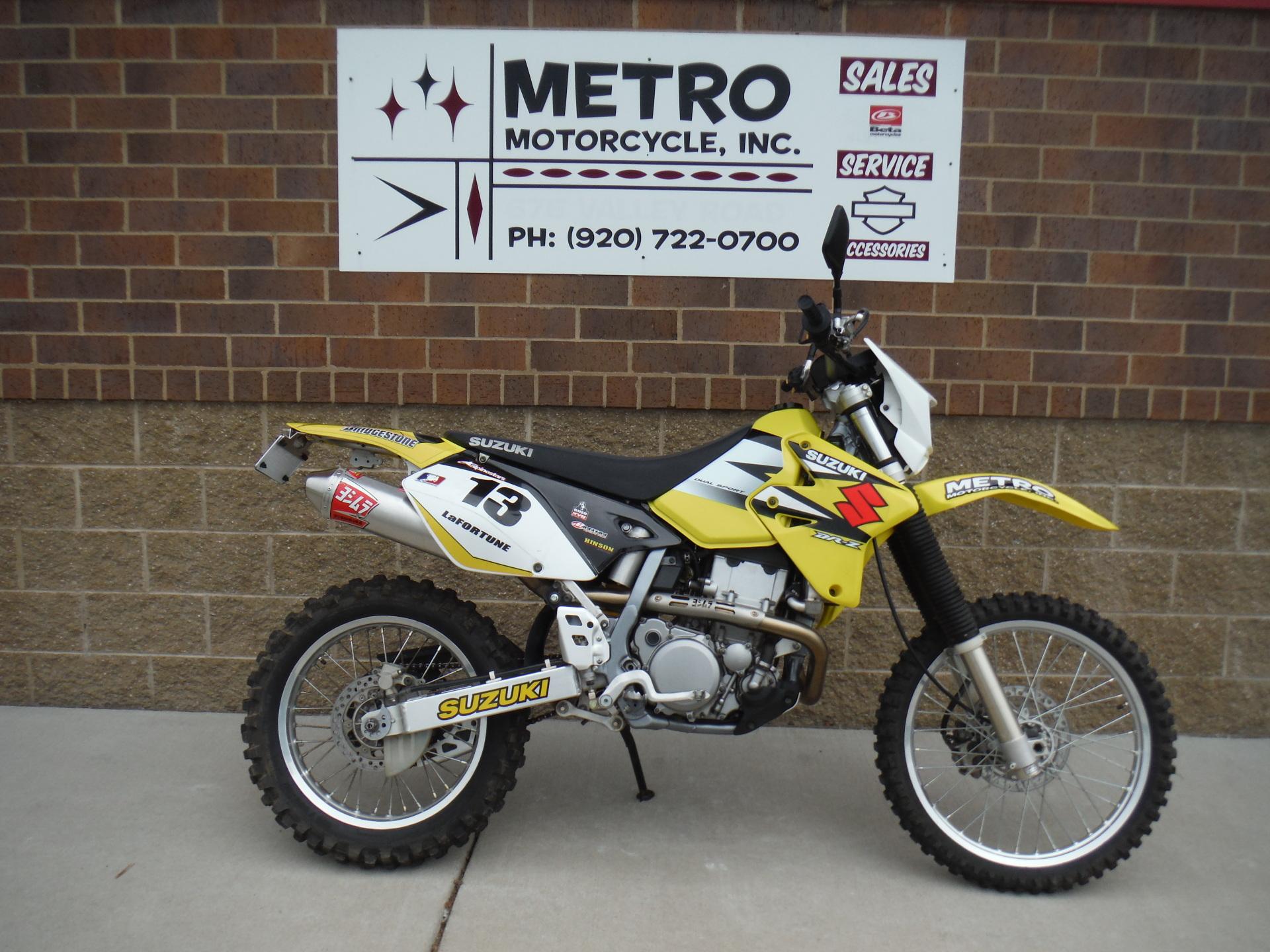 2004 Suzuki DRZ400