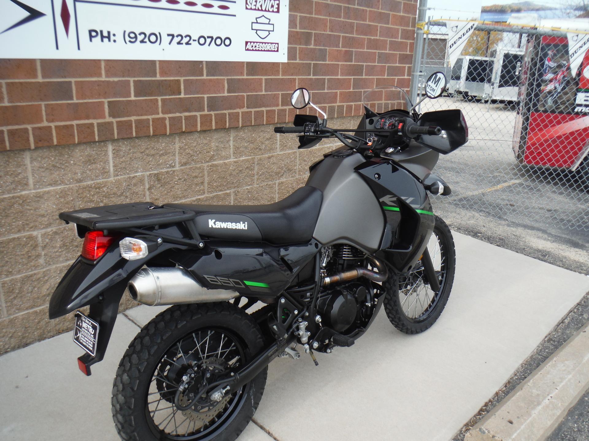 2015 Kawasaki KLR 650