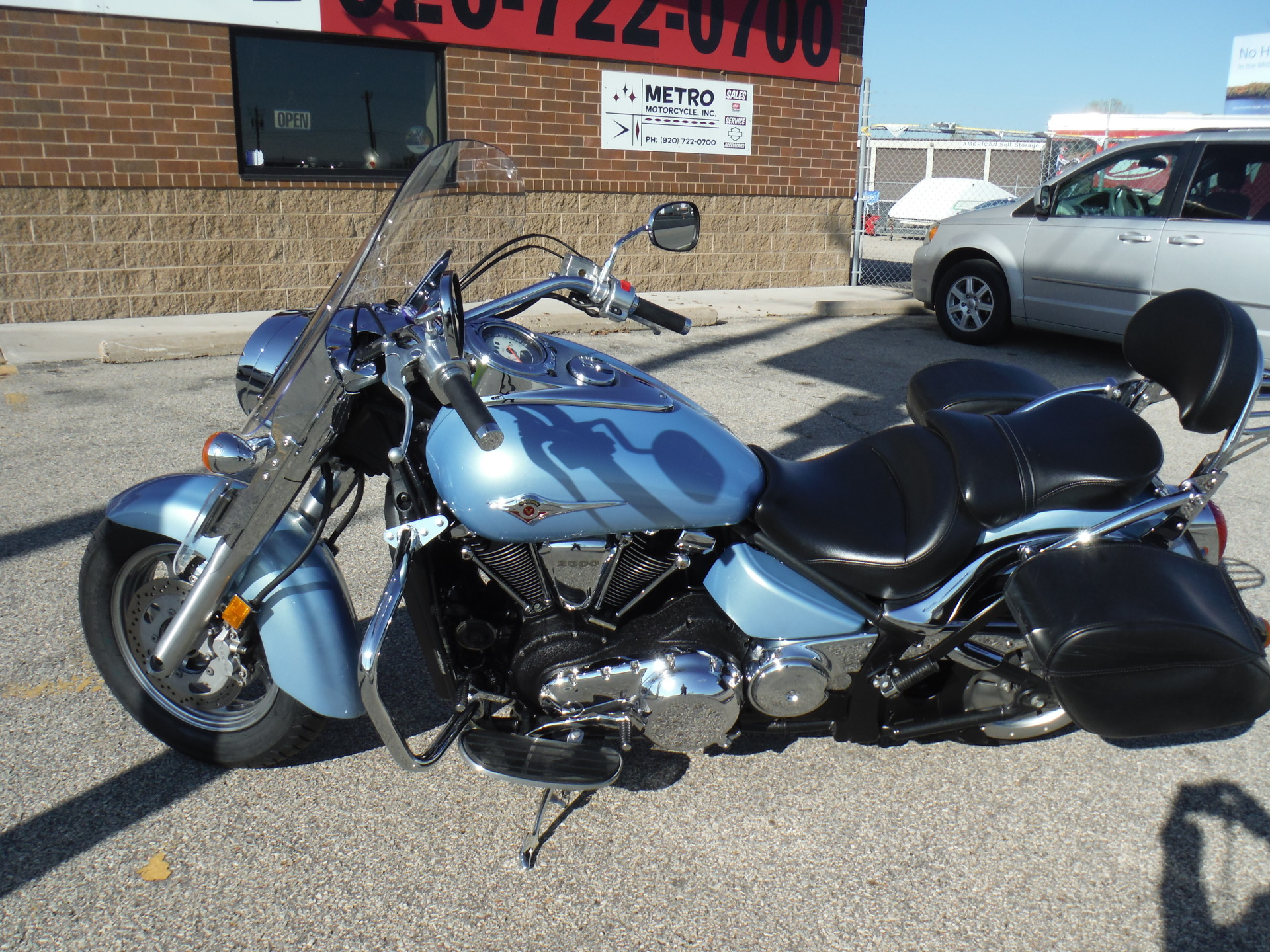 2004 Kawasaki VN2000