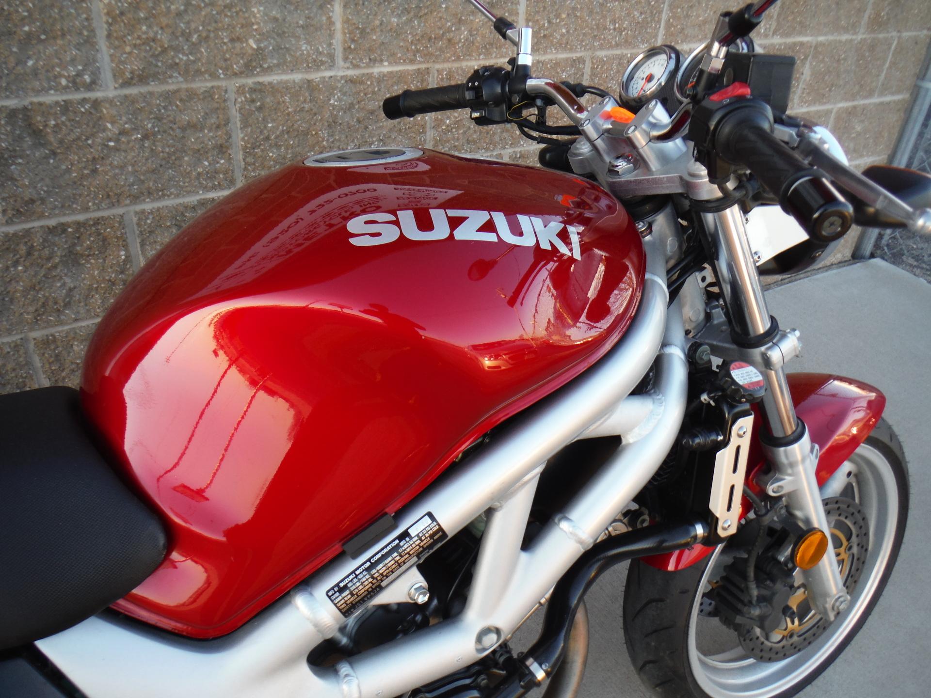 2001 Suzuki SV650
