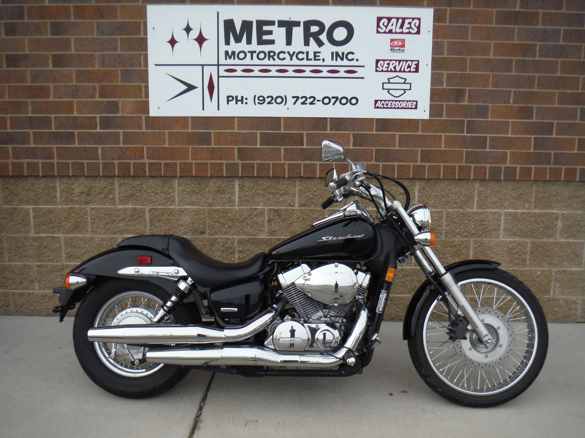 2012 Honda VT750 Shadow Spirit