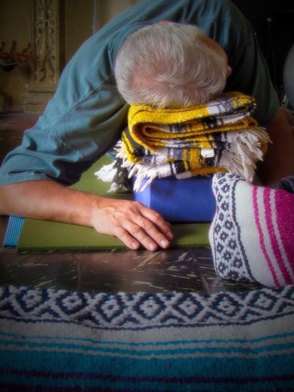 Yoga for  Veterans / Post Traumatic Stress Syndrome (PTSD)