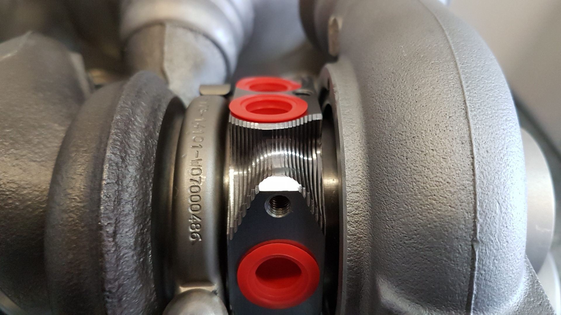 NOZ ball bearing turbo