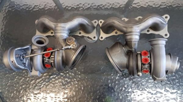 NOZ ball bearing turbo
