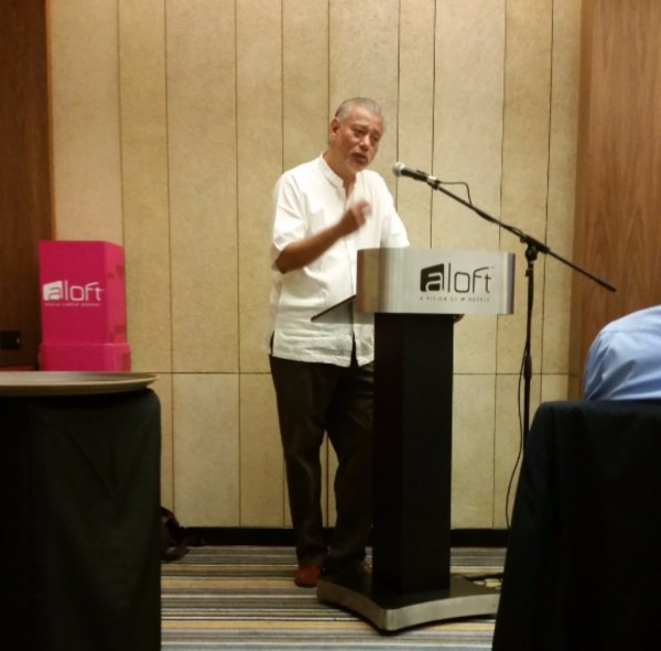 Dr Jomo Kwame Sundaram, Paddy Schubert Consultants, MRP, Malaysia Regional Programme