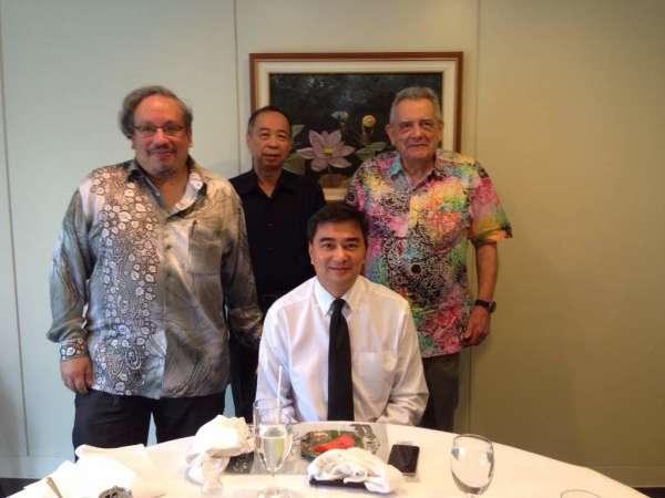 Paddy Schubert Consultants Sdn Bhd, Mr Chris Bruton, Dataconsult, Khun Abhisit Vejjajiva