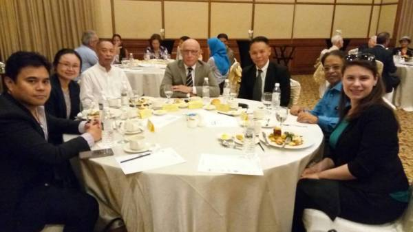 Guests at our July 2017 MRP luncheon held at the Royale Chulan Kuala Lumpur