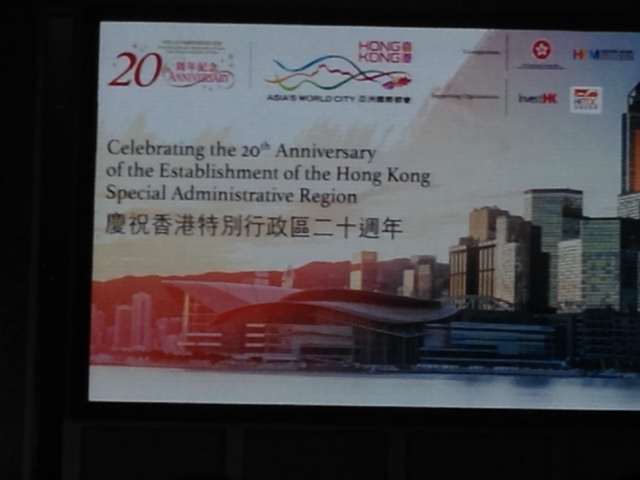 Belt and Road initiative business forum organised by the Hong Kong Economic and Trade Office (Jakarta) and Hong Kong Malaysia Business Association.