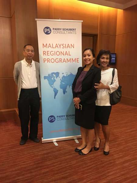 Our November 2017 MRP luncheon held at the Pullman Hotel KLCC